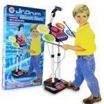 Kids Junior Drum Beat Set Electronic Musical Toy