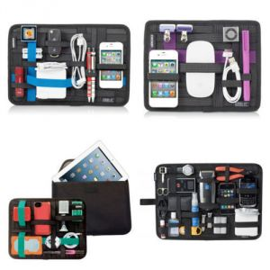 Grid It Electronics Cosmetics Tool Organizer Bag Pouch Ipad Table Accessori