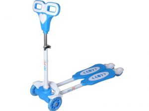 Modern Self Propelled 4 Wheel Zippy Scooter For Kid