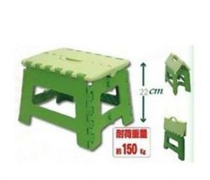 Multipurpose Foldable Flat Stool