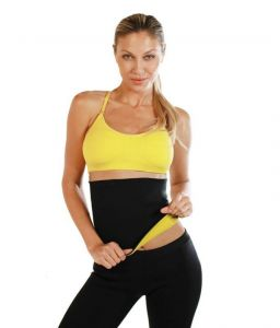 Hot Shapers Melt N Slim Belt Tummy Trimmer Neotex