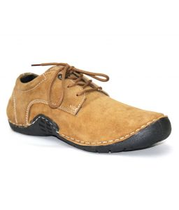 Guava Mens Casual Adventure Shoes - Tan - Gv14j073