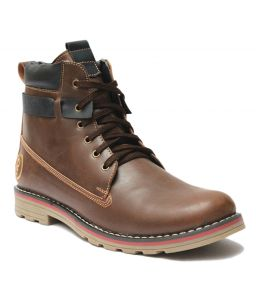 Guava Brown Boots