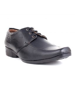 Guava Derby Formal Shoes - Black - Gv15ja142
