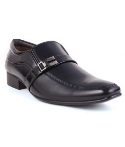 Formal Shoes (Men's) - Guava Party Formal Shoe - Black - GV15JA189