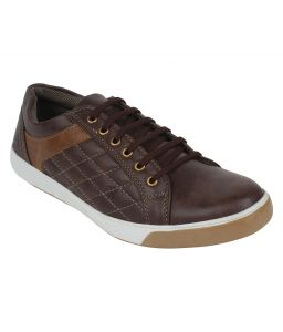 Guava Casual Brown Sneaker Shoes For Men - Product Code (gv15ja214)