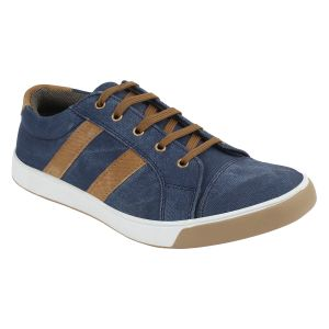 Sneakers for men - Guava Blue Sneaker Shoes for Men - Product Code (GV15JA215)