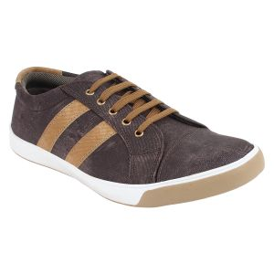 Guava Brown Sneaker Shoes For Men - Product Code (gv15ja216)