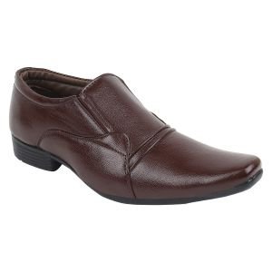 Guava Brown Formal Shoes For Men - Product Code (gv15ja222)