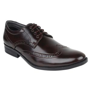Guava Brown Brogue Shoes For Men - Product Code (gv15ja228)
