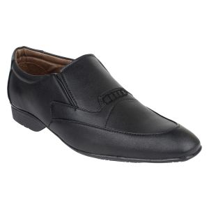 Guava Mocassin Black Formal Shoes For Men - Product Code (gv15ja230)