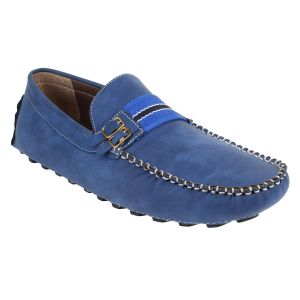 Guava Driving Blue Loafers For Men - Product Code (gv15ja232)