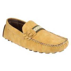 Guava Driving Beige Loafers For Men - Product Code (gv15ja233)