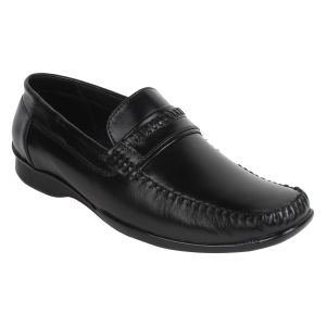 Guava Leather Formal Shoe - Black - Gv15ja267