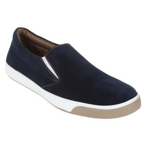 Guava Casual Blue Slip-ons - Gv15ja278