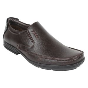 "Formal Shoes (Men's) - Guava Men""s Brown Formal Shoes - (Product Code - GV15JA313)"