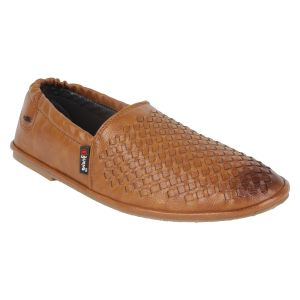 "Guava Men""s Comfortable Slip-on Loafers - Tan - (product Code - Gv15ja325)"