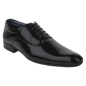 "Guava Men""s Patent Business Shoes - (product Code - Gv15ja355)"