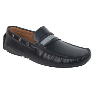 "Guava Men""s Driving Loafers - Blue - (product Code - Gv15ja356)"