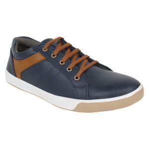 "Guava Men""s Casual Sneaker Shoes - Blue - (product Code - Gv15ja358)"
