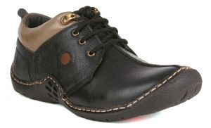 Guava Leather Casuals - Black - Gv15jb202