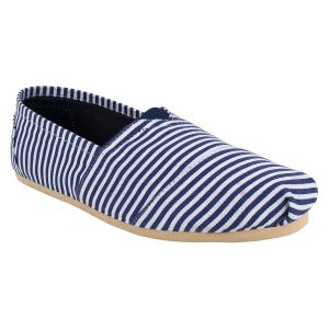 Hirolas Men Squared Casual Shoe - Blue - Hrl16016