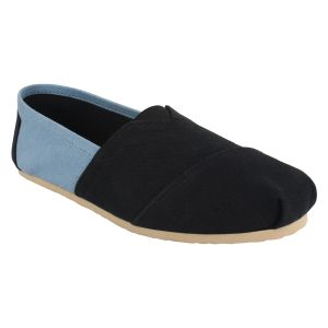 Hirolas Men Squared Casual Shoe - Black - Hrl16017