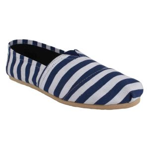 Hirolas Men Squared Casual Shoe - Blue - Hrl16018