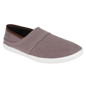 Hirolas Men Grey Casual Shoe - Hrl16027
