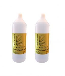 Personal Care & Beauty - Sagathia Kewada Water 500ml Pack of 2 Premium Kewra Jal