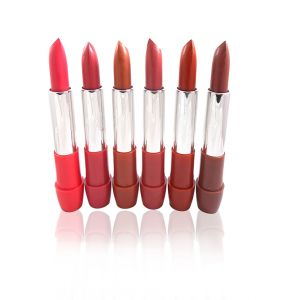 Ads Lipstik 3d Colour Lipstick Free Liner & Rubber Band-gohr-3
