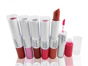 Mars Perfect 2in1 Lipstick & Lipgloss Free Liner & Rubber Band-s5
