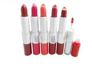 Mars Perfect 2in1 Lipstick & Lipgloss Free Liner & Rubber Band-s7