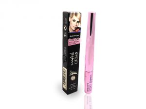 Mars Queen Collection Black Eyeliner Free Liner & Rubber Band