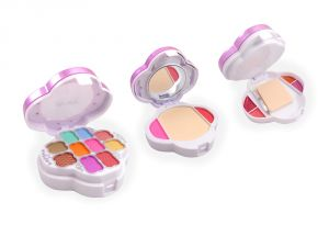 Nyn Charming Beauty Make Up Kit Free Liner & Rubber Band-agptm