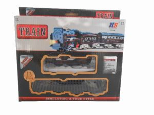 Battery Operated Toys - GCI Black Train