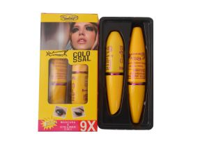 Yalanni Gci Colo Saal Yellow Mascara & Eye Liner