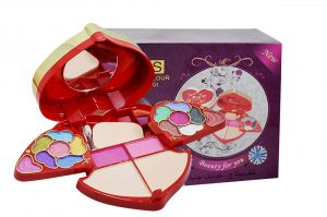 Ads Fashion Colour Make Up Kit With Liner & Rubber Band -astt-(code-ads-a8477-mkt-lt28-m-eylnr-fl)