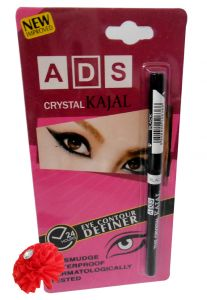 Ads Crystal Kajal Good Choice Gara- Black