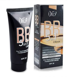 Aily Bb 5in1 Foundation Cream With Rubber Band-(code - Aily-bb-5in1-fndtn-lt32-fl)