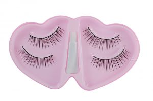 Anjieer Professional Eye Lash With Hair Rubber Band -gum-(code - Anj-029-elsh-lt32-fl)
