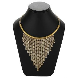 Adbeni Metal Choker Handcraft Necklace-adb-014