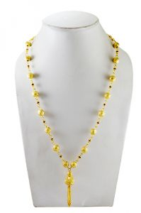 Adbeni Artificial Golden Necklace-adb-19