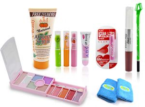 Adbeni Fashion Color Combo Makeup Sets 11 In1-(product Code-combo-66)