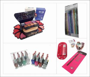Gci Fashion Color Beauty Cosmetics Glamorous Makeup Sets 6 In 1 Cos-01