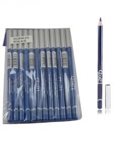 Glam 21 Blue Glimmersticks For Eyes & Lips Pack Of 12pcs-po-(code - Gm-e16-blu-12pcs-el-lt32-ws)