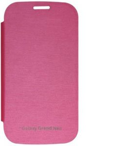 Gci Flip Cover For Samsung Galaxy Grand Neo (pink)