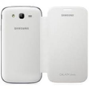 Gci Flip Cover For Samsung Galaxy Grand (white)
