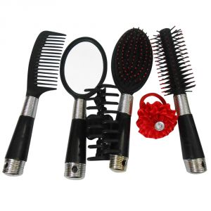 Hair Brushes, Combs - D&D Hair Brushes Good Choice Pack Of 6