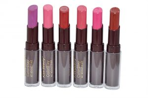 Kiss Beauty Color Stay Matt Lipstick With Liner & Rubber Band -rhtsh-a4-(code-kb-35745-a4-lpsk-lt28-m-eylnr-fl)
